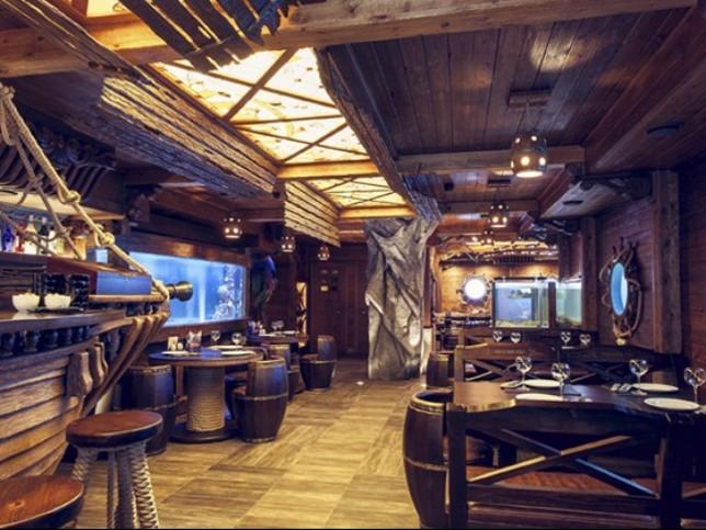 фото ресторан адмирал бенбоу сургут очень